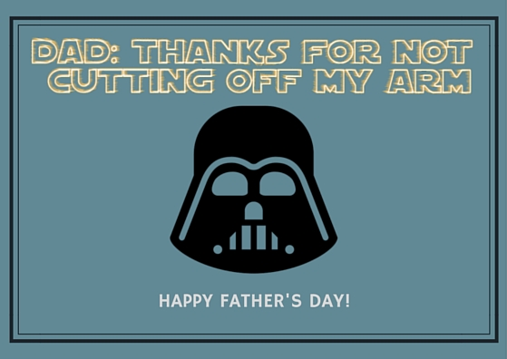 StarWarsFathersDay